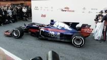 Formula 1, a voi la Toro Rosso: prime immagini della STR12
