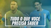 Brasil x Uruguai: tudo que você precisa saber para acompanhar o clássico