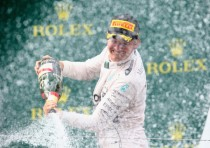 Vuelta al 2015. GP de Austria: Rosberg, al acecho