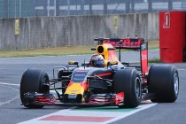 F1, test Pirelli 2017: Red Bull in pista al Mugello