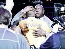 'Magic' Johnson es el futuro de los Lakers
