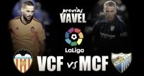 Valencia CF - Málaga CF: Ganar o ganar