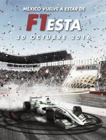 Empiezan los preparativos para el GP de México 2016