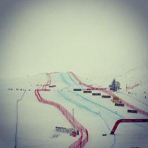 Pas de course à Kranjska Gora et St Moritz aujourd'hui