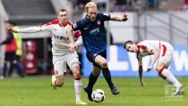Fortuna Düsseldorf 0-0 1. FC Heidenheim: No goals to celebrate Karneval