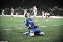 Stoke City 0-2 Chelsea: Blues roll on to stay top at Christmas