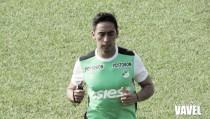 """Fabián Sambueza: """"Nuestro primer objetivo es ganar"""""""