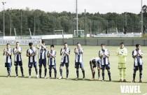 Fotos e imágenes del Dépor B 1-2 Bergantiños CF, primera derrota fabrilista