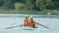 El dos sin timonel masculino consigue el billete olímpico a Río 2016