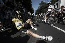 Tour de France 2015: Líder Tony Martin abandona devido a queda