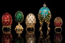 Los huevos de Fabergé: joyas para los zares de Rusia