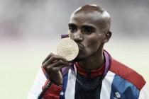 Atletismo Río 2016. Mo Farah: el secreto del éxito es persistencia por la meta