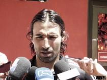 """Ernesto Farías: """"Sabemos que tenemos que ganar, para quedar en la historia de este club"""""""