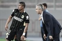 """Farid Díaz: """"logramos el nivel con el que ganamos la Copa"""""""