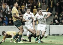 Australia 7-23 England: Inspired defensive performance gives Red Rose historic series win Down Under