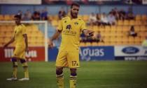 Fausto, el mejor ante el Zaragoza según la afición
