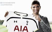 Tottenham finalise Federico Fazio signing