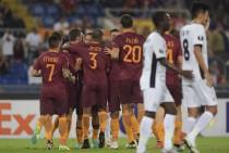 Tutto troppo facile per la Roma, che liquida l'Astra Giurgiu (4-0)