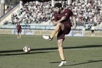 """Roma, Fazio: """"Mi sono ambientato bene, dobbiamo pensare a noi stessi nel finale di stagione"""""""