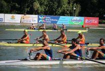 El cuatro sin timonel pesado español luchará por las medallas en el Campeonato del Mundo Sub-23