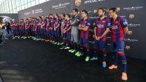 Los jugadores del FC Barcelona reciben relojes Maurice Lacroix