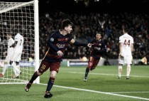 Barcelona 6-1 AS Roma: Underdogs hammered by dazzling Los Culés