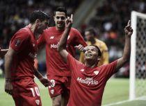 Dnipro - Sevilla: le pagelle. Bacca MVP della serata
