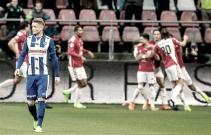 El Heerenveen deja tres puntos en Galgenwaard