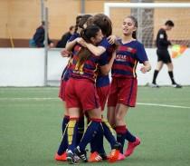 Segunda División Femenina: el filial del Barcelona mantiene su ritmo