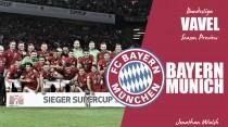 Bayern Munich - Bundesliga 2016-17 Season Preview: Ancelotti hoping to continue Bavarian dominance