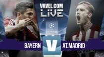 Resultado Bayern de Múnich vs Atlético de Madrid en vivo minuto a minuto (1-0)