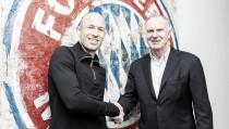 """Arjen Robben: """"Quiero seguir jugando al máximo nivel y ganando títulos"""""""