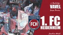 1. FC Heidenheim - 2. Bundesliga 2016-17 season preview: Schmidt's side hoping for more of the same