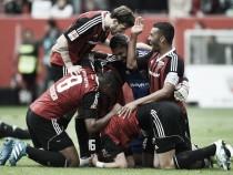 FC Ingolstadt 04 1-0 Borussia Mönchengladbach: Schanzer continue to upset odds against Foals