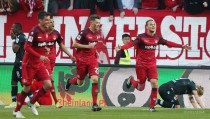 1. FC Kaiserslautern 1-0 1860 Munich: Gytkjaer own-goal gives Red Devils three important points