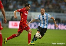 1860 Munich 1-2 1. FC Union Berlin: Visitors hold on with 10 men for important three points