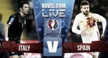 Resultado España vs Italia en vivo online en Eurocopa 2016