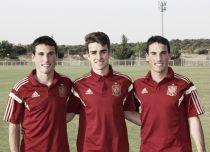 Concha y los San Emeterio, convocados para el Mini Torneo de Élite del Campeonato de Europa