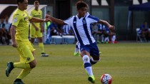 El Villarreal B vence con solvencia (3-1) al Oporto Sub-21