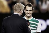 Roger Federer: ''Estoy muy entusiasmado, como cuando alcancé los 1000 partidos''