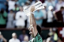 """Roger Federer: """"Está siendo un comienzo de cuento de hadas"""""""