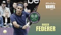 Wimbledon 2016. Roger Federer: el dueño del jardín, inmerso en un mar de dudas