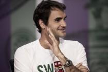 """Roger Federer: """"El éxito que he tenido aquí es la motivación que he necesitado"""""""