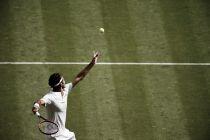 El glorioso juego de Roger Federer en Wimbledon