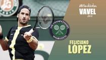 Wimbledon 2016. Feliciano López: hierba como antídoto