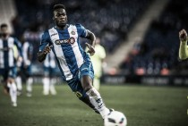 Caicedo quiere dejar el Espanyol