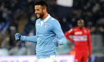 La Lazio si affida a Felipe Anderson