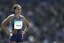 Allyson Felix consigue su sexto oro olímpico