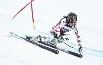Sci alpino, grave infortunio al ginocchio per Anna Fenninger. La sua stagione è già finita