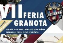El Levante celebra la VII Feria Granota